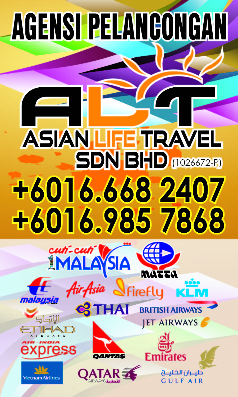 Asian Life Travel